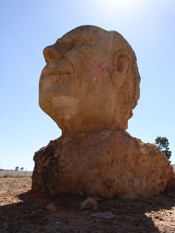 Prince Leonard statue