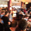 lots of people<br /> watching the Melbourne Cup at the Inglewood Hotel