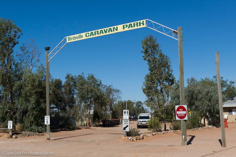 Birdsville Caravan Park