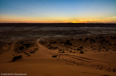 The Big Red and Simpson Desert