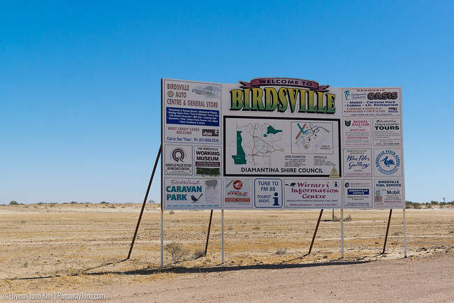 Welcome to Birdsville