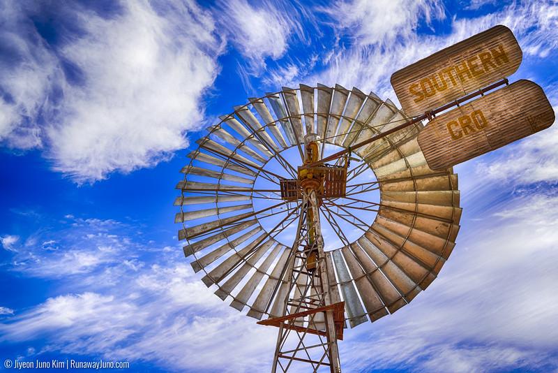 Windmill at Boulia