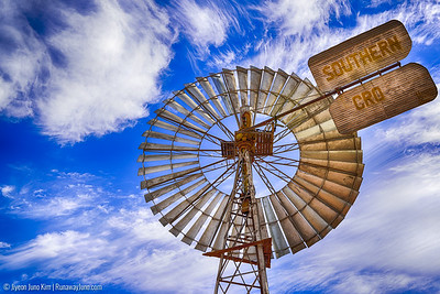 Windmill at Boulia