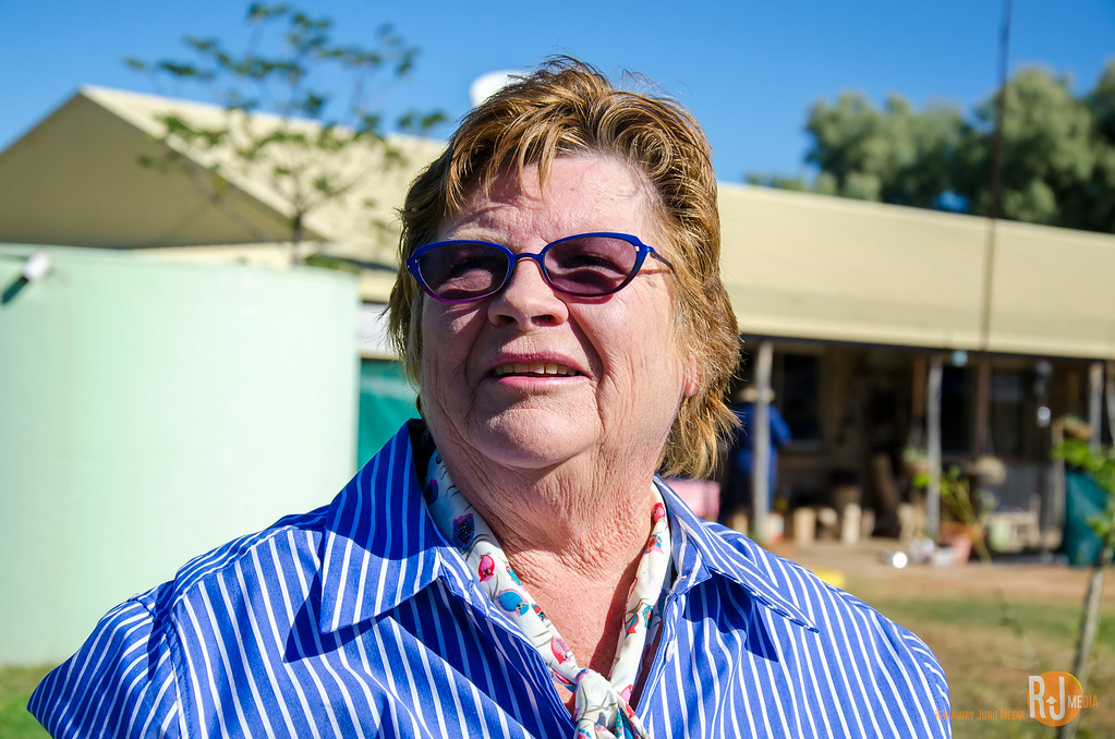 Robyn Russell - the woman behind the Charlotte Plains