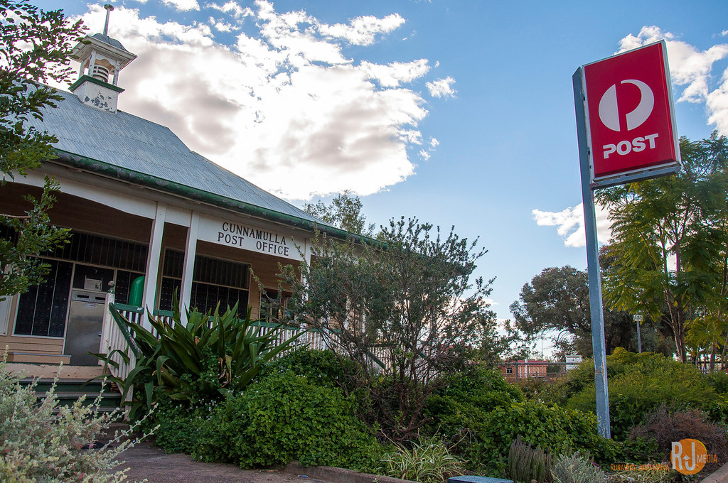 Cunnamulla post office