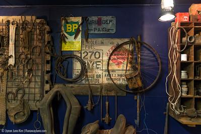 Eromanga Living History Centre artifects