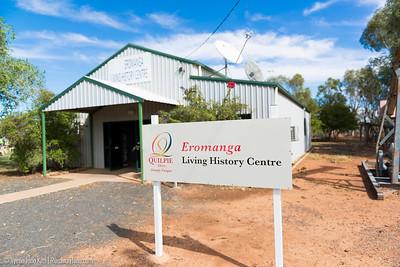 Eromanga Living History Centre