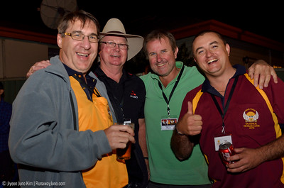 Trailblazers at Windorah Star bush pub