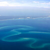 Underwater sand dunes