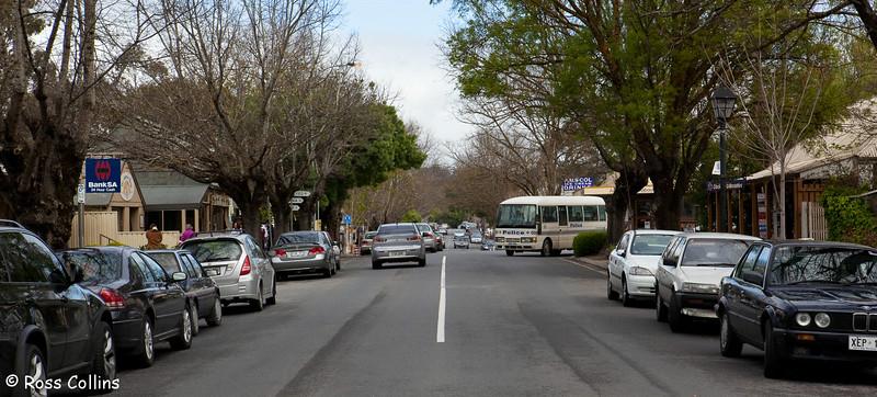 Adelaide Hills, South Australia, October 2009