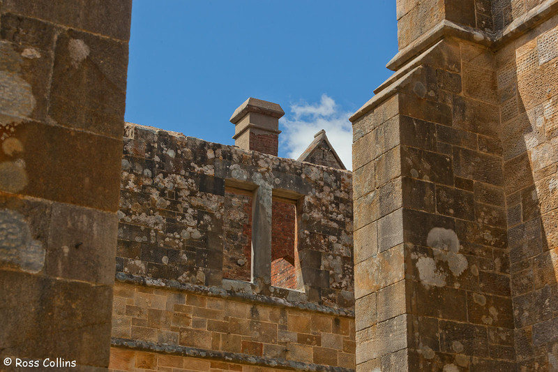 Marble Hill Ruins, South Australia , 10 October 2010