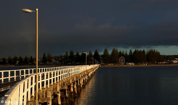 Victor Harbor and Port Elliot, South Australia, October 2009