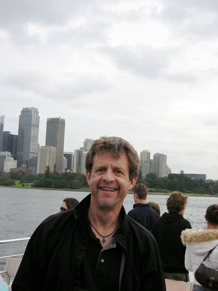 Tom Mueller, Harbor Tour