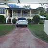 """They live in a classic """"Queenslander"""" house"""