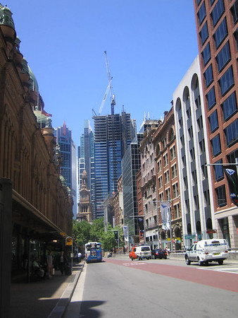 Sydney - Downtown Jan 2006