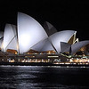 "Sydney Opera House after we attended concert there:<br /> ""Vienna Waits for You"" <br /> Dec. 28, 2007-"