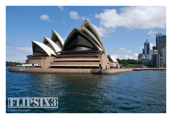 The famous Opera House