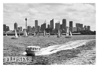 Taxi! (Sydney style)