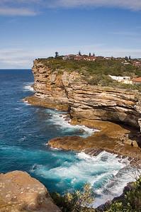 The Gap Bluff Sydney, NSW Australia - 20 Jun 2006