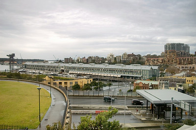 Finger Wharf Sydney, NSW Australia - 22 Jun 2006
