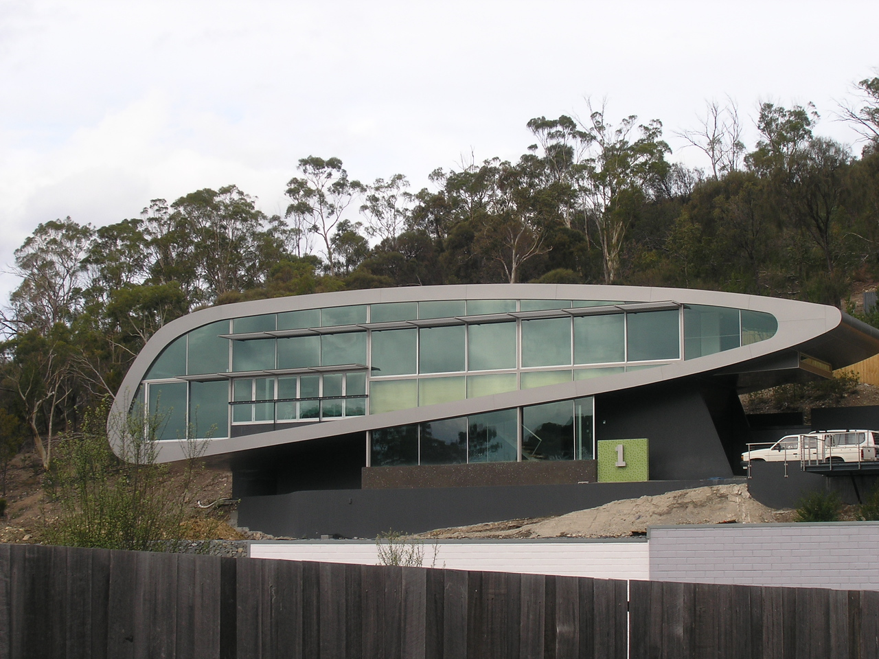 Amazing house in Hobart