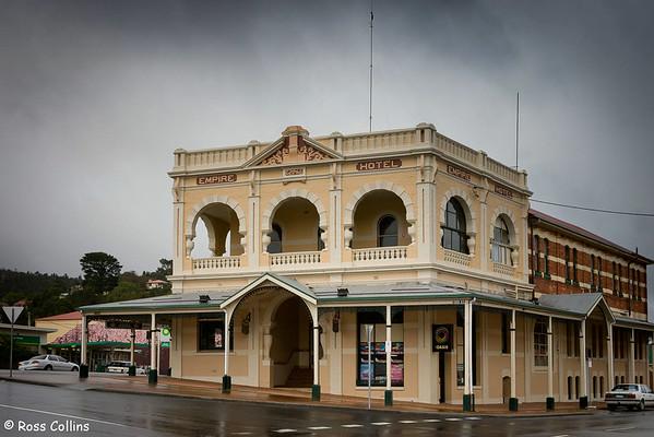 Strahan to Hobart, Tasmania, September 2008