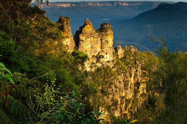 The Three Sisters The Blue Mountains Katoomba New South Wales Australia