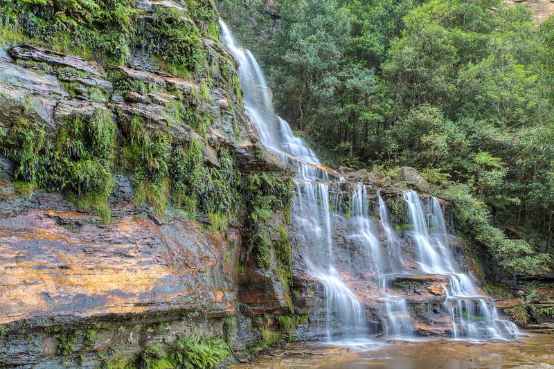 Katoomba Falls Blue Mountains Australia