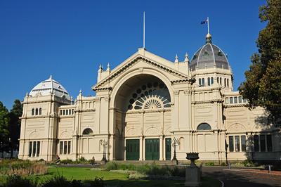 Royal Exhibition Building in Melbourne
