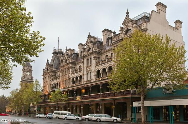 Bendigo, Victoria, Australia, 12/13 October 2009