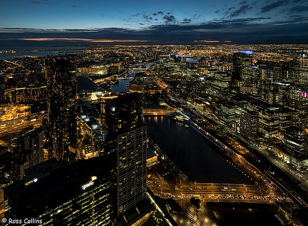 From the Eureka Tower 2016