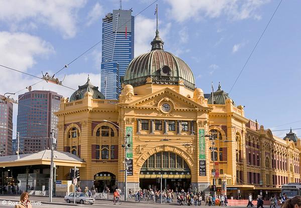 Melbourne CBD, Victoria, Australia, 2006