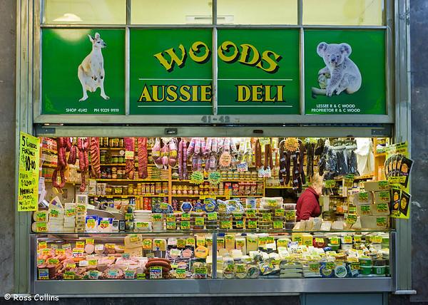 Queen Victoria Market, Melbourne, Australia, 18 September 2007