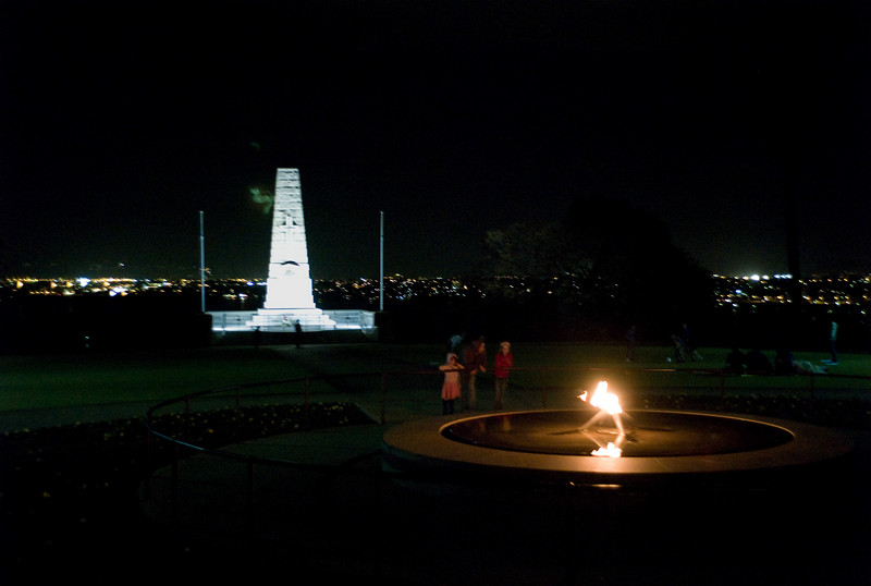 War memorial, Kings Park, Perth