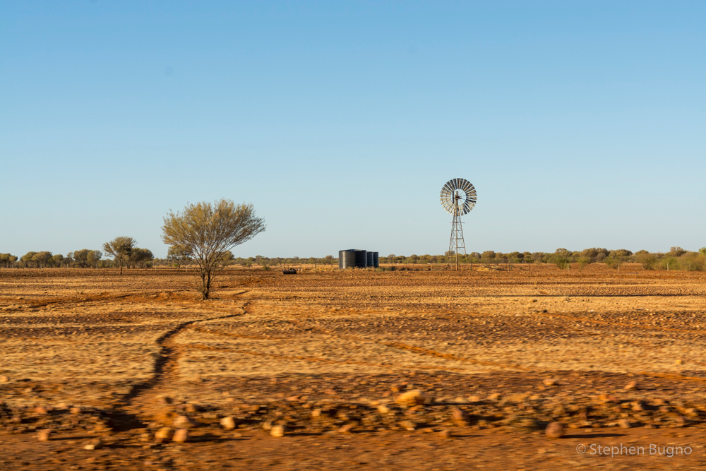 outside Windorah, Queensland
