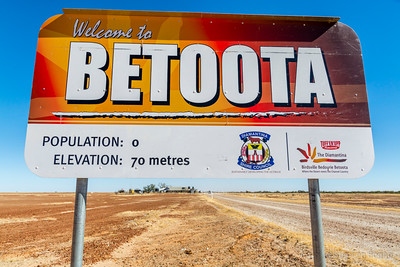 Betoota, QLD
