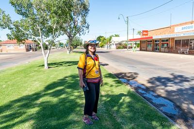 Juno in Winton, Queensland.