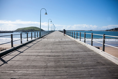 Jetty at Coffs Harbour