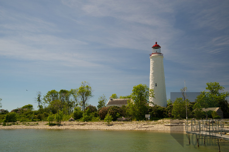 Chantry Lighthouse, South Hampton, Ontario, Canada