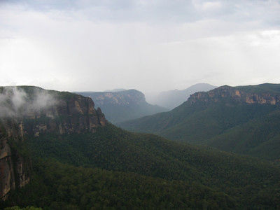 Canyons of the Blue Mountains - Australia