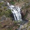 View of Mackenzie Falls from overlook, Grampians