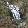 View of Mackenzie Falls from overlook, Grampians