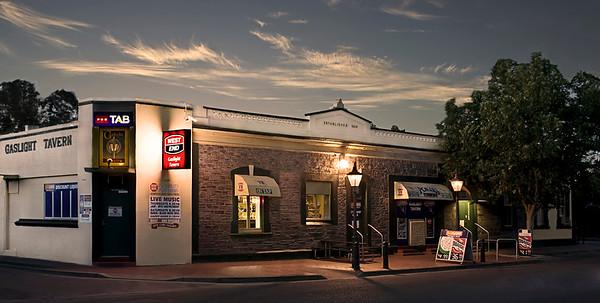 The Gaslight Tavern, Adelaide.