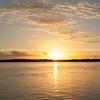 Maroochy River sunrise.