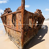 Ship[wreck, Maheno.