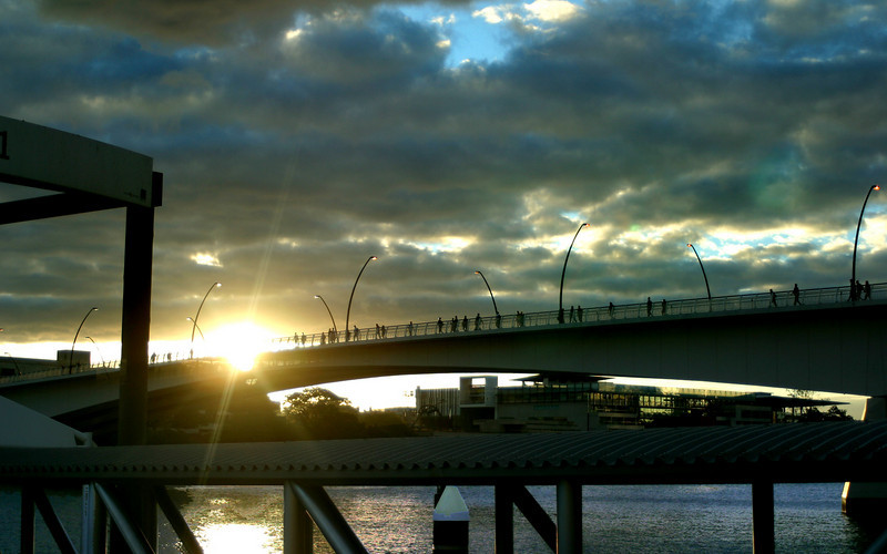 Victoria Bridge, Brisbane