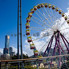 My favourite Fairy Wheel...lol, Melbourne