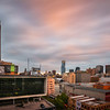 Sunrise, Melbourne Australia. 376 second exposure.