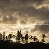 Faser Island sunset.