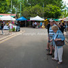 Brian & Brenda at the Eumundi Markets, Eumundi, Queensland, Australia.